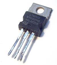 Reguladores de tensión 78xx y 79xx