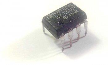 TL7705 Supervisor de voltaje de alimentación